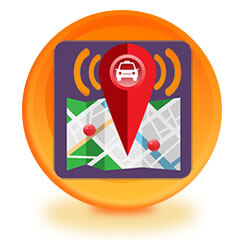 Overt Vehicle Tracking For Theft Monitoring in Portsmouth